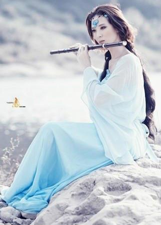 又一次吹响童年的柳笛《原创》 - 小林静琬 - 平淡如水、平静如莲