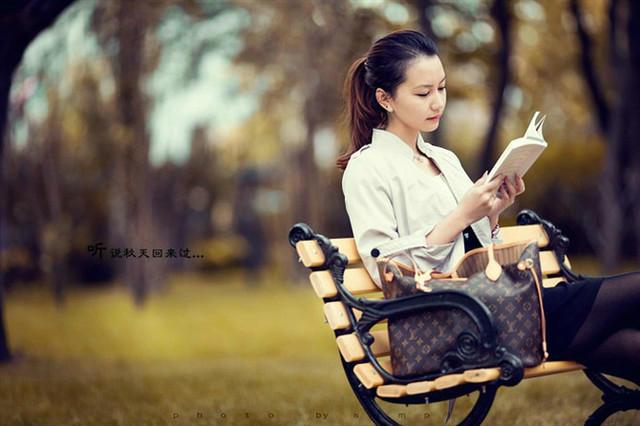 敬重爱读书的女人