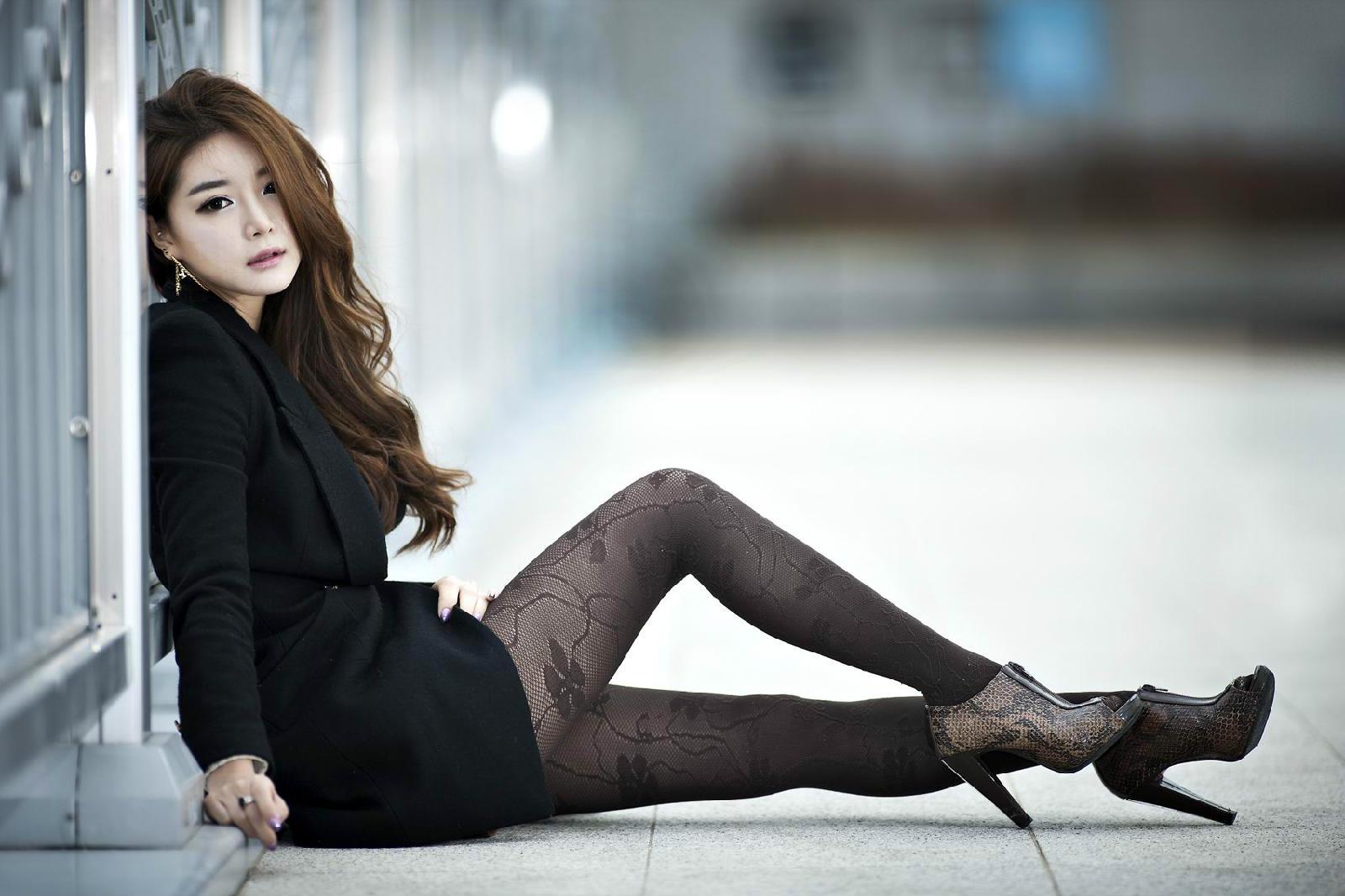 韩国美女 李恩淑