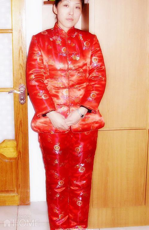 来自于 美女>的照片 缎被缎袄的百度相册