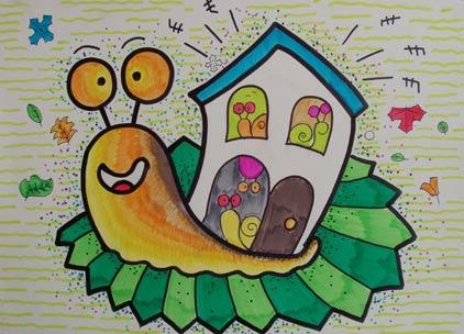 儿童画教学2010图片