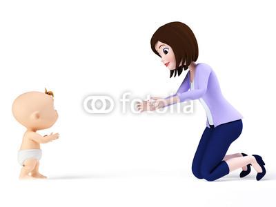 3d动漫卡通心软妈咪中文对话_一部欧美的3d动漫电影。女主的妈妈是美人鱼