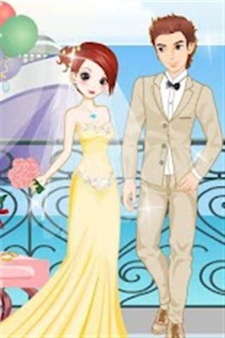 【免費遊戲App】梦中婚礼装扮-APP點子