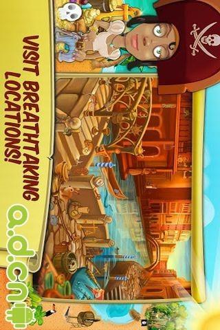 海盗探险:海湾镇|玩遊戲App免費|玩APPs