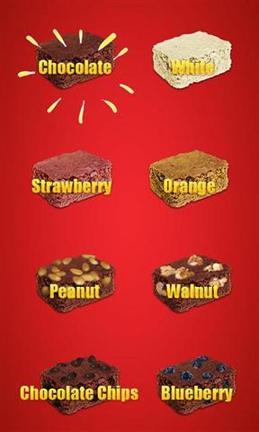 烹饪比赛 Brownie Maker - Cooking games