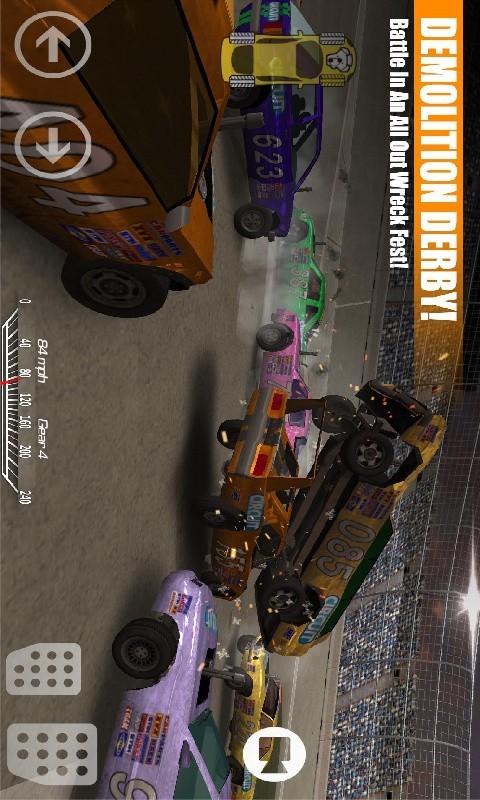 冲撞赛车2-应用截图