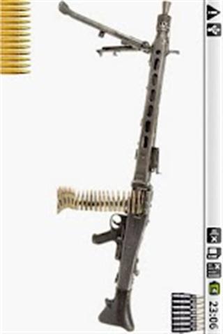 机枪42 MG-42 Gun