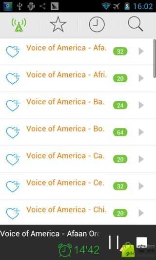 美国之音收音机