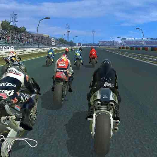 速度的摩托车游戏 賽車遊戲 App-癮科技App