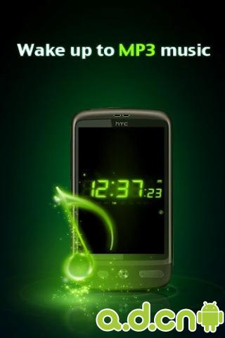 炫彩LCD时钟(专业版)-应用截图