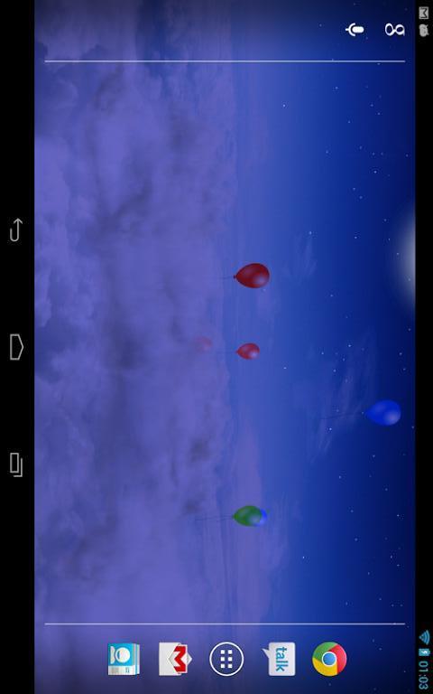 3D天空动态壁纸-应用截图
