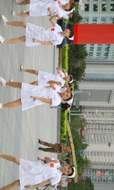 神曲小苹果广场舞