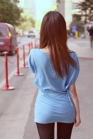 性感丝袜美女动态壁纸 高清版