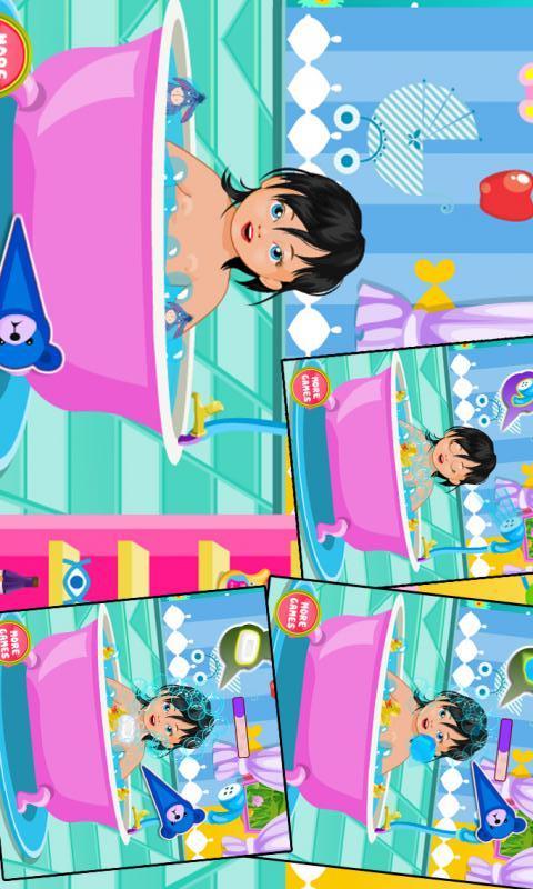 【免費遊戲App】照顾婴儿-APP點子