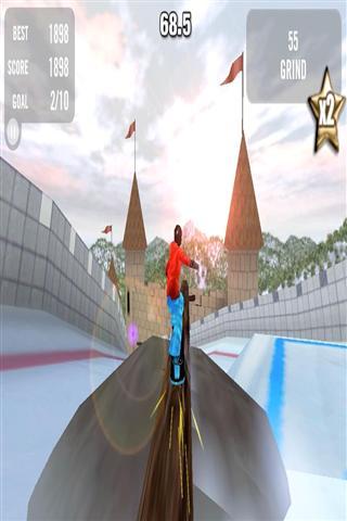 Crzay滑冰3D