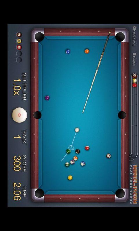 2D黑8桌球 经典版