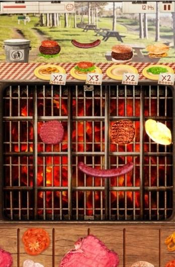 【免費遊戲App】疯狂烧烤-APP點子