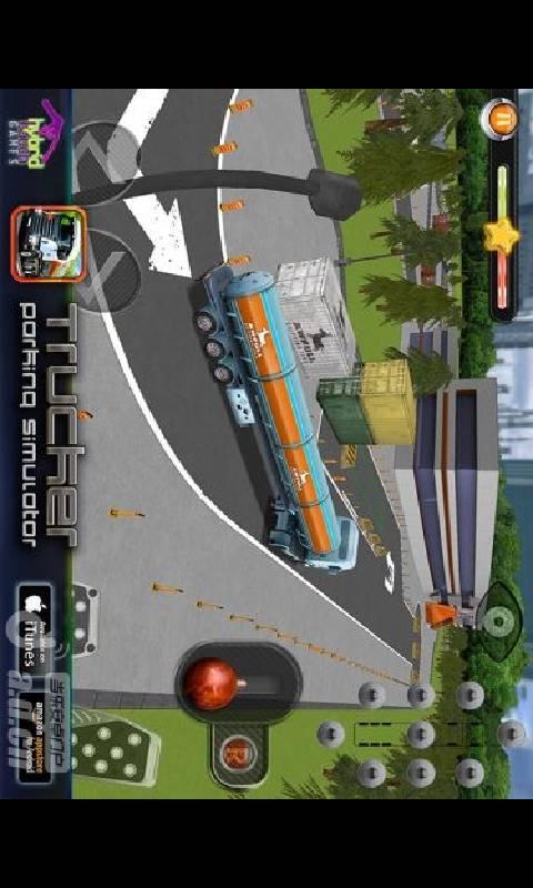 模拟卡车驾驶3 破解版