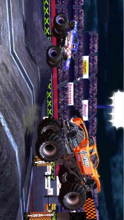 【免費賽車遊戲App】怪物大脚车-APP點子