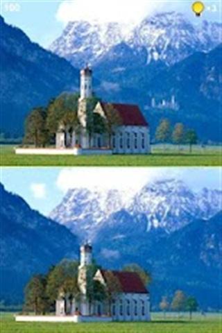 风景找不同