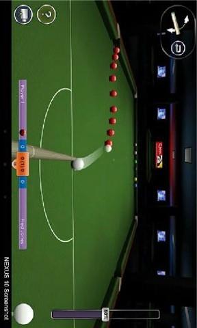 国际斯诺克挑战赛 精IS Snooker Challenges 简版