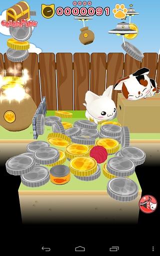 【免費棋類遊戲App】猫猫推金币-APP點子