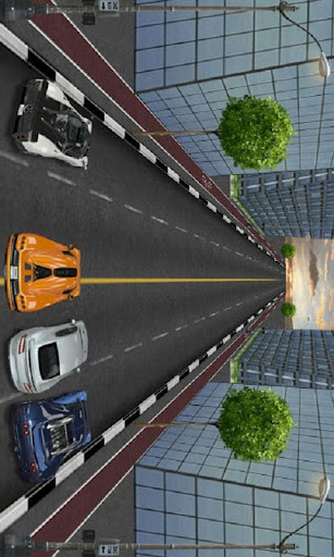 3D洛杉矶跑车