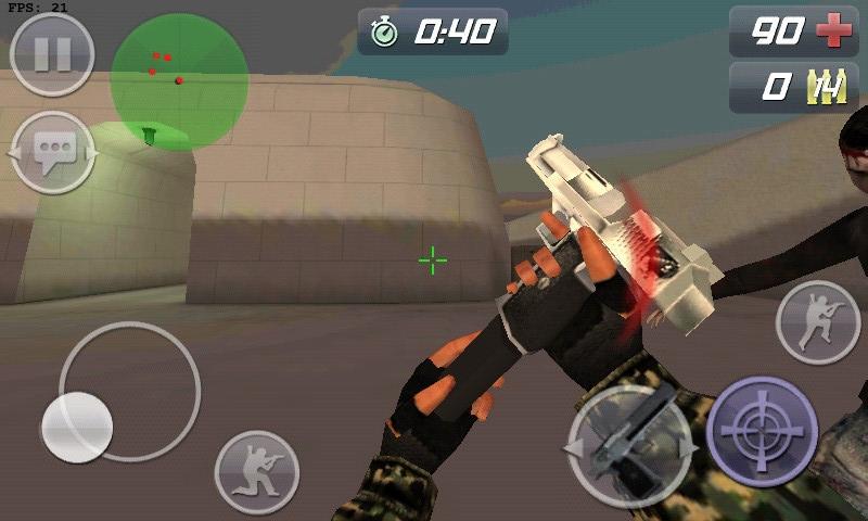 枪战射击-应用截图