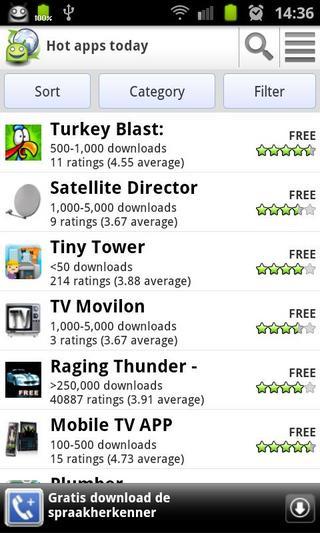 免費下載工具APP|AppBrain App Market app開箱文|APP開箱王