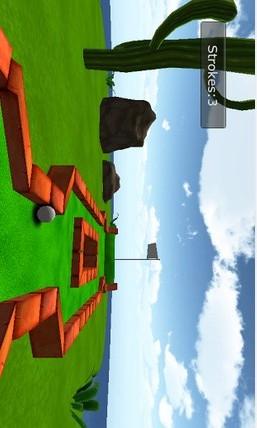 玩體育競技App|卡通迷你高尔夫球3D免費|APP試玩