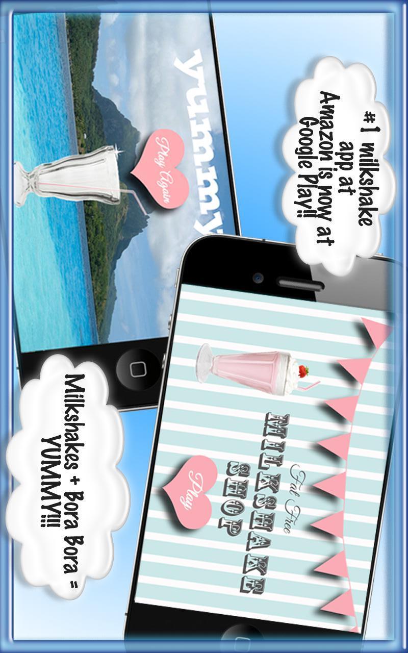 奶昔机游戏 玩體育競技App免費 玩APPs