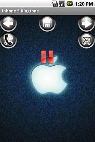 玩媒體與影片App|Iphone 5 Ringtone免費|APP試玩