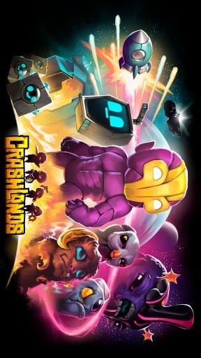 Crashlands-应用截图