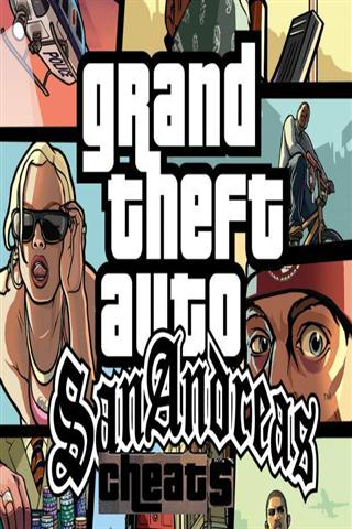 圣安地列斯 GTA San Andreas Cheats