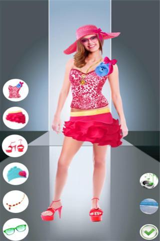 【免費遊戲App】装扮模特-APP點子