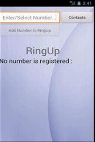 来电铃声 RingUp-应用截图
