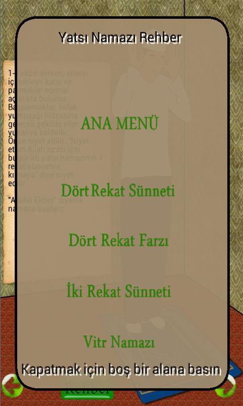 【免費體育競技App】NamazDersi-APP點子