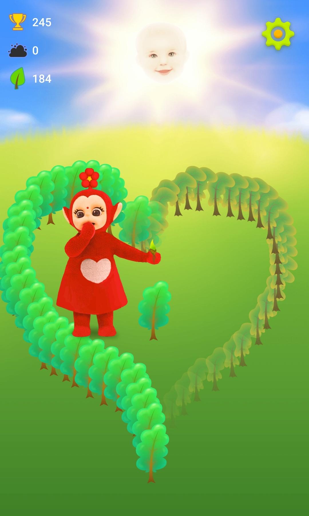 爱心宝宝来种树-应用截图