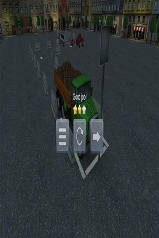 【免費賽車遊戲App】小货车停车-APP點子