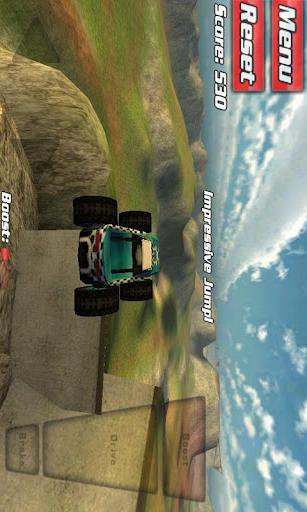 3D飞驰赛车-应用截图