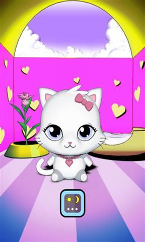 可爱的小猫 My Lovely Kitty