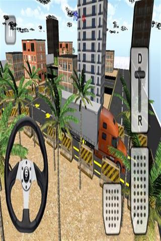 【免費賽車遊戲App】3D停卡车-APP點子