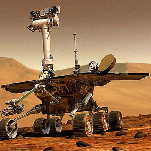 火星车模拟驾驶3D