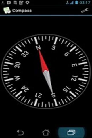 罗盘插件 Androzic Compass Plugin