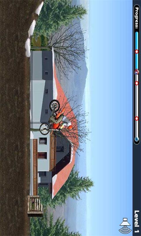 山地自行车 - 赛车游戏