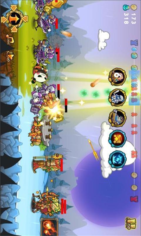小小荣耀军团(破解版) 遊戲 App-癮科技App