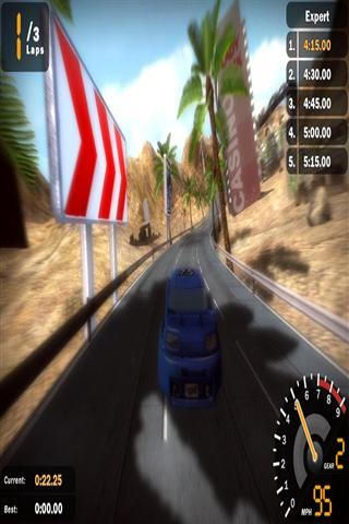 逼真的赛车 賽車遊戲 App-愛順發玩APP