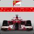 F1赛车护眼壁纸