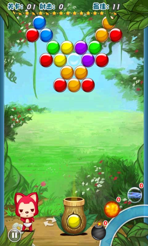 阿狸泡泡-应用截图