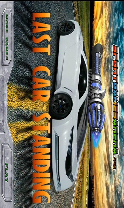 暴力赛车游戏 单机版